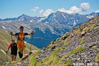世界一厳しい100マイルレース「アンドラ・ウルトラトレイル」