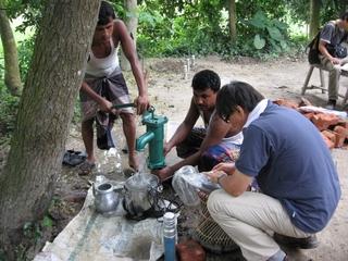 井戸水の水質