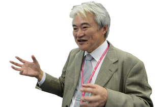 橋本稔教授