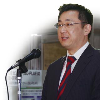 杉本渉教授
