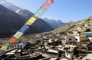 ネパール風景