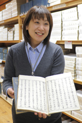 大澤佳寿子さん