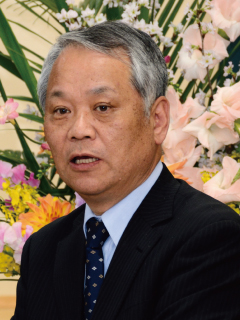 司会・コーディネーター 笹本正治 教授