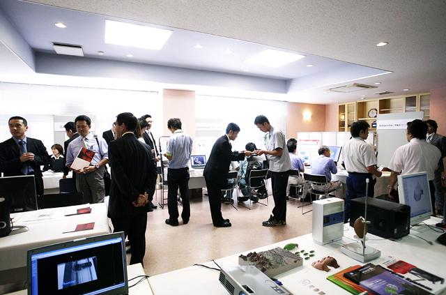 会員企業の技術展示会