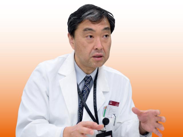 小泉 知展 医学博士