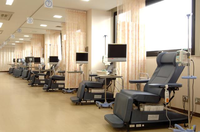 がんセンター(通院治療室)