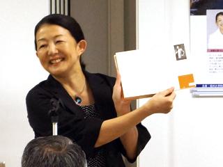 長女斎藤由香さんの講演会