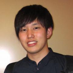 小林祐輝さん(理工学系研究科繊維・感性工学専攻修士1年)