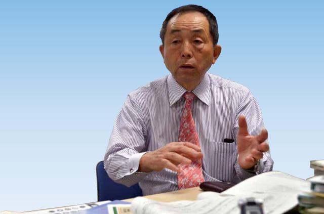 信州大学工学部 白川 達男 特任教授