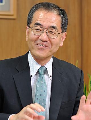 濱田 州博 信州大学長