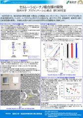 セルレーション・ナノ複合膜の開発