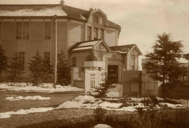 Former Matsumoto High School