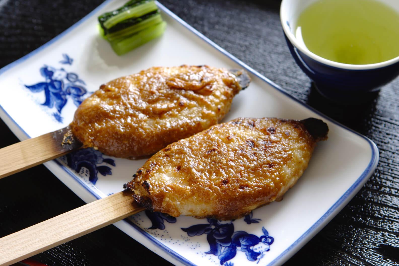 Gohei-Mochi