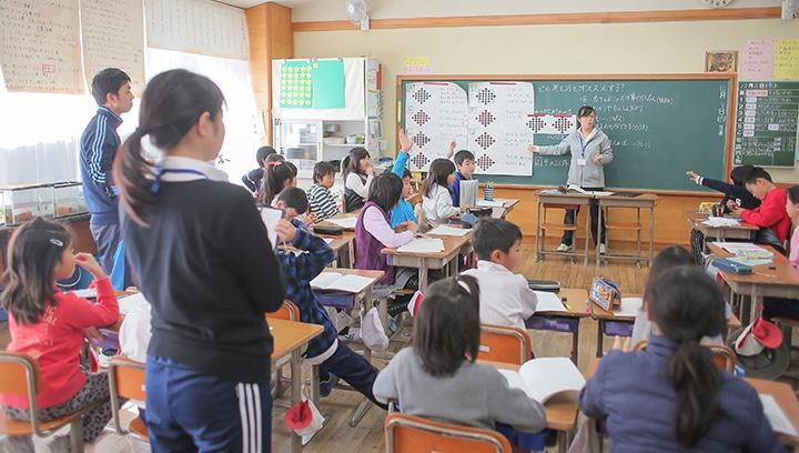 Graduate School of Education[Nagano (Education) Campus]