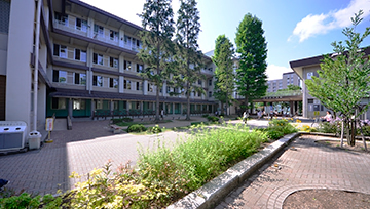 School of General Education[Matsumoto Campus]