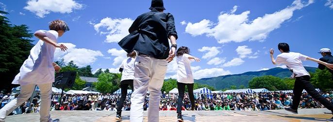 Campus Life at Shinshu University