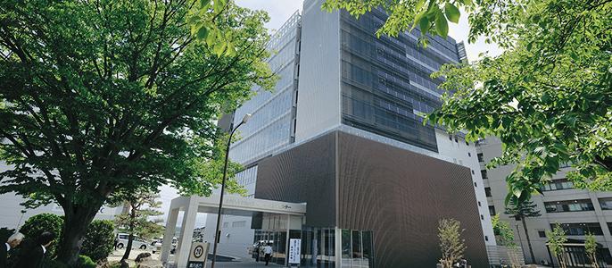 Aqua Innovation Center at Shinshu University