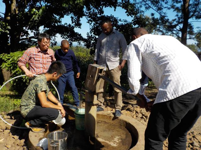 【Research Highlight】Safe and Clean Water Supply Project