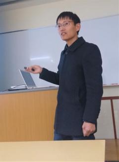 四川農業大学園芸学院 賴教授の講演
