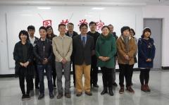 セミナー参加教員および学生で記念撮影