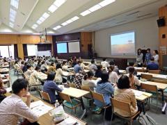 「国際農学概論」でのプレゼンテーション