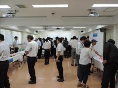 全国発酵食品サミット in NAGANO 開催記念試食会の様子