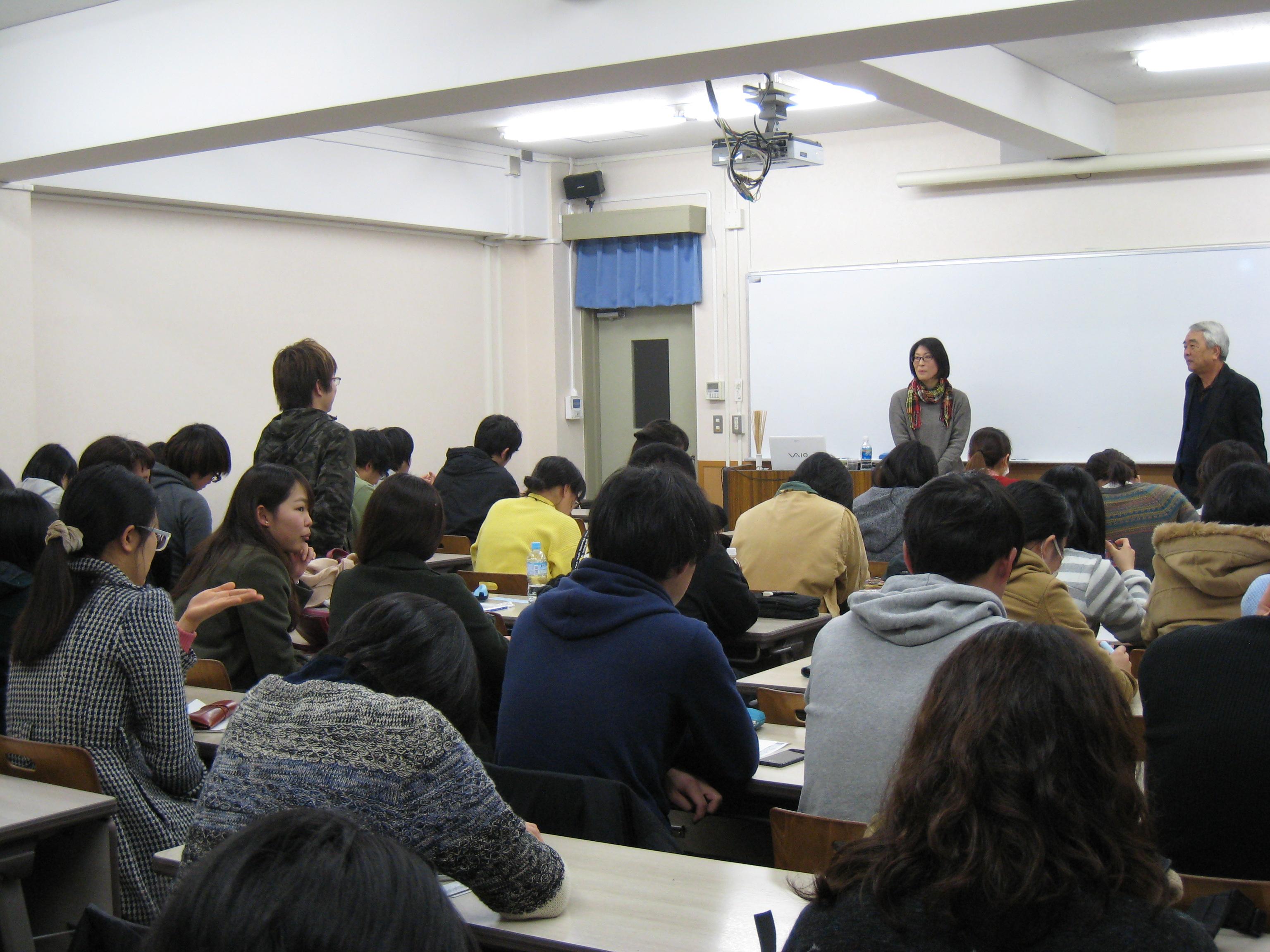 1月12日 百瀬裕美さん アンディエンタープライズ