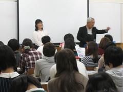 10月7日(第2回)塩沢久美さん ㈱人形劇団むすび座