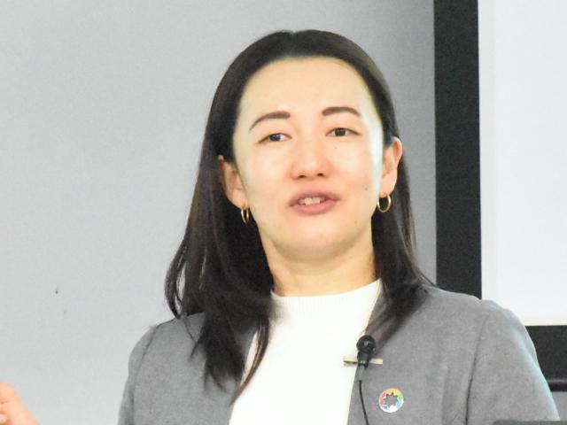国際移住機関IOM 椎野美和子氏