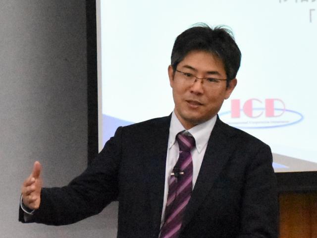 法務省法務総合研究所国際協力部 伊藤浩之氏