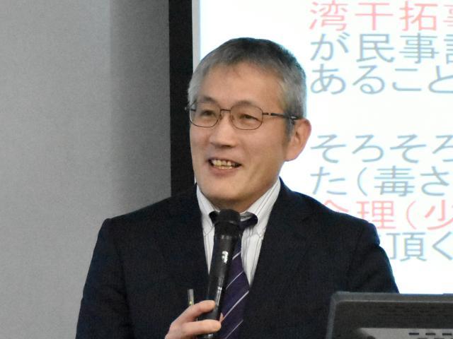 公共政策弁護士 岩橋健定氏