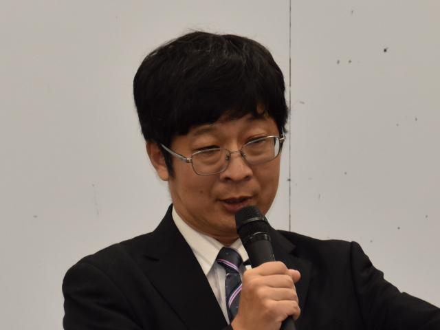 福岡出入国在留管理局長 君塚 宏氏