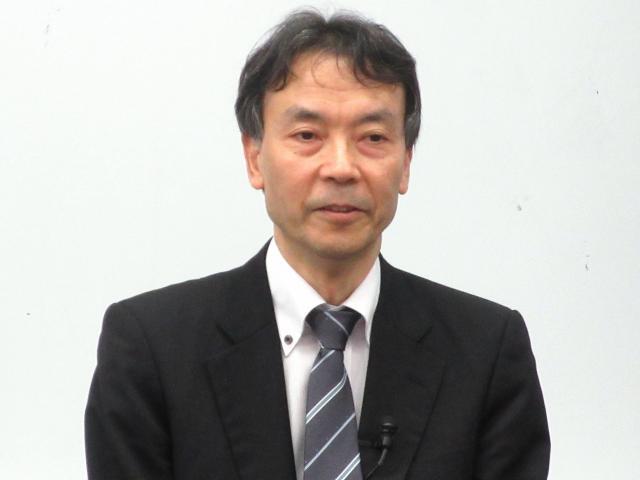 日本政策投資銀行 古宮正章