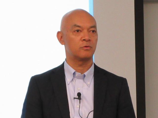 電通総研・研究主席の伊藤義博 氏