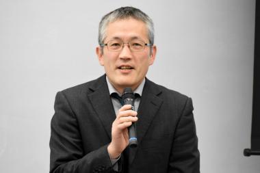 岩橋健定先生