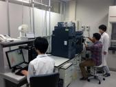 <加齢生物学>ナノフローLC/MSによるプロテオーム解析