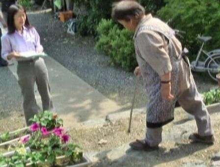 高齢者の自宅で転倒の危険性のある場所をチェックし、住まいの整備方法を助言するプログラムの開発 .JPG