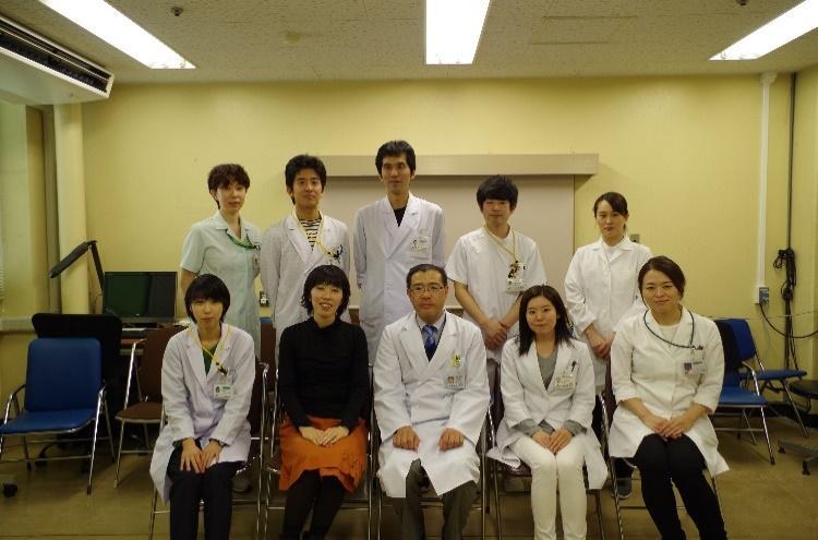 復職支援を行っている医師、精神保健福祉士、薬剤師、臨床心理士、作業療法士 .JPG
