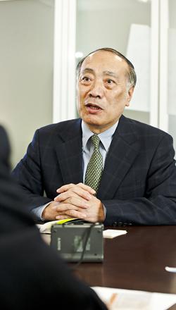遠藤教授1
