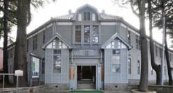 建築年代:大正9年(1920年)   木造2階建て 桟瓦葺き一部鉄板葺  建築面積 1,273.05㎡        重要文化財:2007/6/18指定