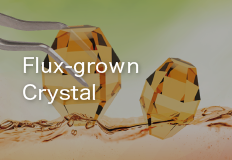 Flux-grown Crystal Division