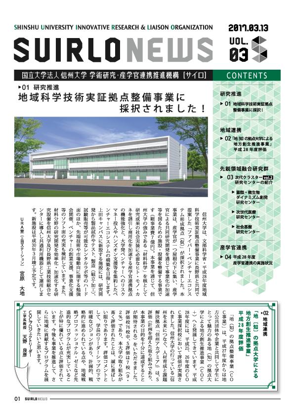 アイキャッチ画像:SUIRLO NEWS【vol.3】