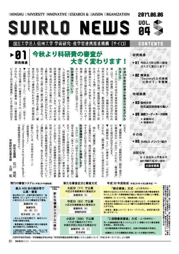 アイキャッチ画像:SUIRLO NEWS【vol.4】