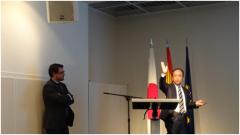 金子克美特別特任教授のプロジェクトが日本-スペイン研究交流優秀研究プロジェクトに選出されました