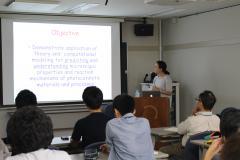 A.Selloni特別招へい教授によるセミナーを開催いたしました