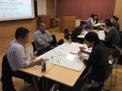 環境・エネルギー材料科学研究所の全体会議を行いました