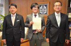 Associate Professor Zettsu is chosen as the Fourth
