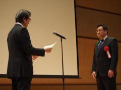 杉本渉教授が電気化学会学術賞を受賞しました