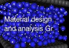 Material design and analysis Gr