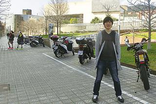カタルーニャ工科大学(UPC)のキャンパス